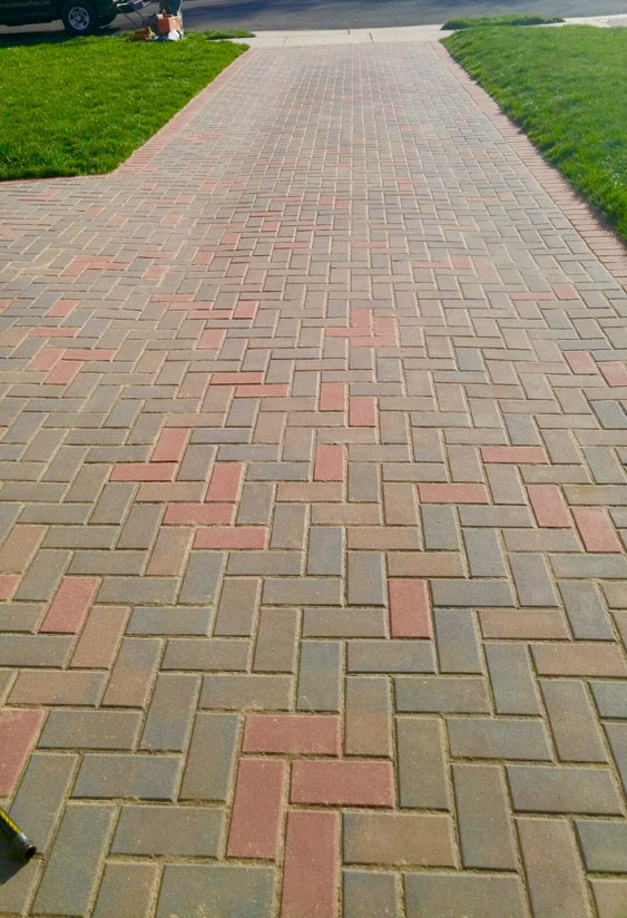 Paver Driveways Installation | Yardley PA