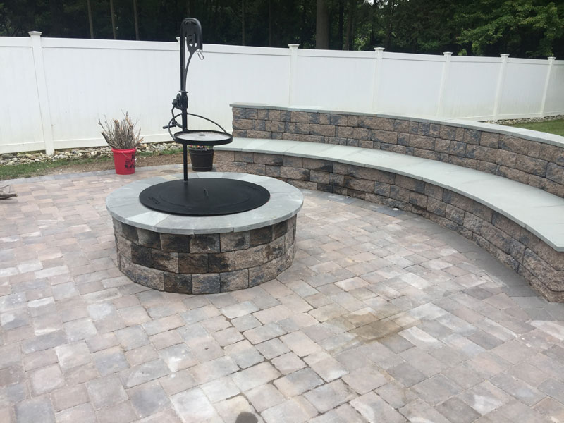 Patio Fire Pits - Yardley PA